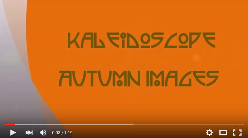 CD Kaleidoscope Autumn Images